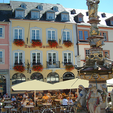 Terrace on the Main Market Square